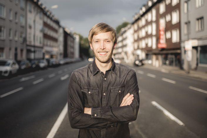 Portrait- und Businessfotografie von Ellen Hempel aus Essen